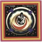 """Paul Weller The Weaver EP UK 7"""" vinyl"""