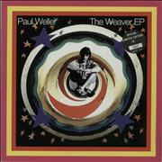 """Paul Weller The Weaver E.P. UK 10"""" vinyl"""