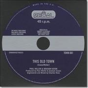 Click here for more info about 'Paul Weller - This Old Town'