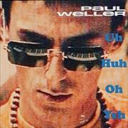 Paul Weller Uh Huh Oh Yeh USA CD single Promo