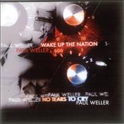 Click here for more info about 'Paul Weller - Wake Up The Nation / No Tears To Cry - Remixes'
