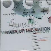 Click here for more info about 'Wake Up The Nation - Numbered + Autographed'