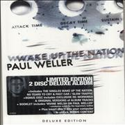 Click here for more info about 'Paul Weller - Wake Up The Nation - Sealed'