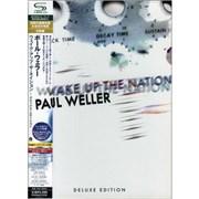 Paul Weller Wake Up The Nation Japan SHM CD