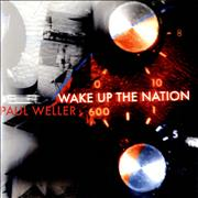 Click here for more info about 'Paul Weller - Wake Up the Nation'