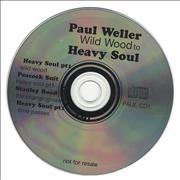Click here for more info about 'Paul Weller - Wild Wood To Heavy Soul'