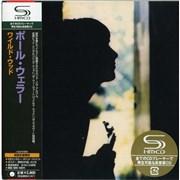 Paul Weller Wild Wood Japan SHM CD