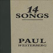 Click here for more info about 'Paul Westerberg - 14 Songs - Book & CD'