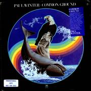 Click here for more info about 'Paul Winter - Common Ground'