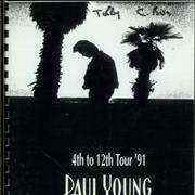 Click here for more info about 'Paul Young - 4th To 12th July '91'