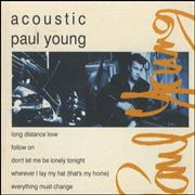 Click here for more info about 'Paul Young - Acoustic Paul Young'