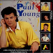 Click here for more info about 'Paul Young - Anabas Fotofile'