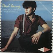 Click here for more info about 'Paul Young - Come Back & Stay - Poster Sleeve'