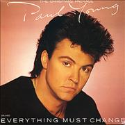 Click here for more info about 'Paul Young - Everything Must Change - Christmas Package'