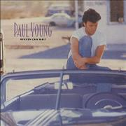 Click here for more info about 'Paul Young - Heaven Can Wait'