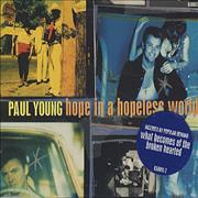 Click here for more info about 'Paul Young - Hope In A Hopeless World'