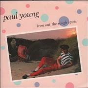 Click here for more info about 'Paul Young - Iron Out The Rough Spots + Picture Sleeve'