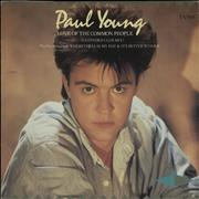"""Paul Young Love Of The Common People UK 12"""" vinyl"""
