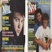 Click here for more info about 'Paul Young - No 1 - 3 Different Issues'