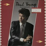 Click here for more info about 'Paul Young - No Parlez + Bonus 12