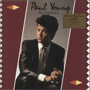 Paul Young No Parlez - 180gm Purple Marbled Vinyl UK vinyl LP