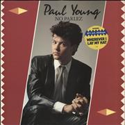Click here for more info about 'Paul Young - No Parlez - Stickered'