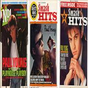 Click here for more info about 'Paul Young - Smash Hits & No 1'