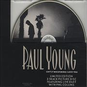 Click here for more info about 'Paul Young - Softly Whispering I Love You'