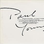 Click here for more info about 'Paul Young - Special Edition + poster'