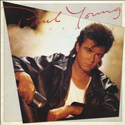 Click here for more info about 'Paul Young - The '9' Go Mad With Davy Crockett World Tour '85'