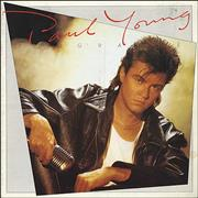 Paul Young The '9' Go Mad With Davy Crockett World Tour '85 UK tour programme