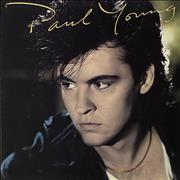 Click here for more info about 'Paul Young - The Secret Of Association + Merchandise insert'