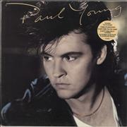 Click here for more info about 'Paul Young - The Secret Of Association - Stickered sleeve'
