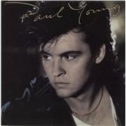 Paul Young The Secret Of Association UK vinyl LP