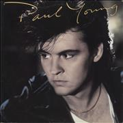 Paul Young The Secret Of Association Honduras vinyl LP