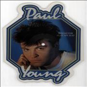 Click here for more info about 'Paul Young - Wherever I Lay My Hat'