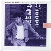 Click here for more info about 'Paul Young - Why Does A Man Have To Be Strong - Limited Edition'