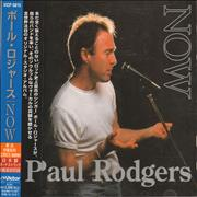 Click here for more info about 'Paul Rodgers - Now'