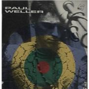 "Paul Weller Into Tomorrow - Snapped Japan 3"" CD single"