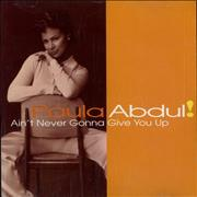 Click here for more info about 'Paula Abdul - Ain't Never Gonna Give You Up'