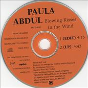 Click here for more info about 'Paula Abdul - Blowing Kisses In The Wind'