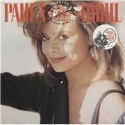 Paula Abdul Forever Your Girl - stickered - EX UK vinyl LP