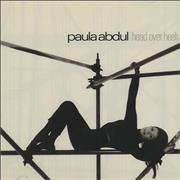 Click here for more info about 'Paula Abdul - Head Over Heels'