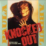 Click here for more info about 'Paula Abdul - Knocked Out - Gatefold Sleeve'