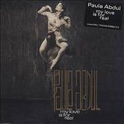 Click here for more info about 'Paula Abdul - My Love Is For Real'