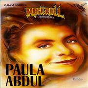 Click here for more info about 'Paula Abdul - Rock 'N' Roll Comic'