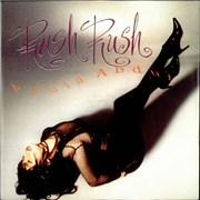 """Paula Abdul Rush Rush UK 7"""" vinyl"""