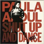 Click here for more info about 'Paula Abdul - Shut Up And Dance - The Dance Mixes'