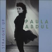 Click here for more info about 'Paula Abdul - Straight Up (12
