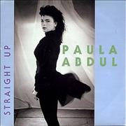 Click here for more info about 'Paula Abdul - Straight Up'